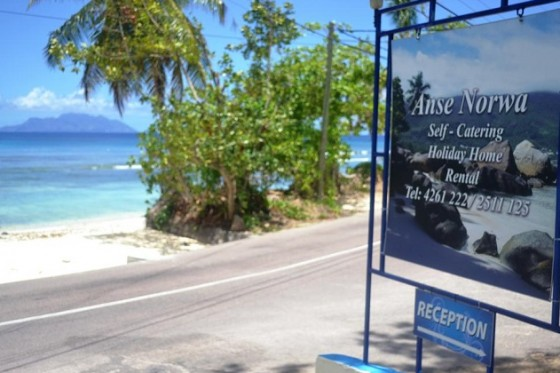 Seychelles - Mahe - Anse Norwa Self Catering