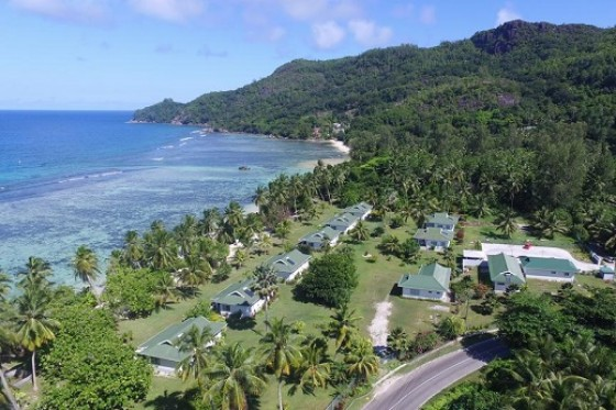 Seychelles - Mahe - Chalets d'Anse Forbans self catering