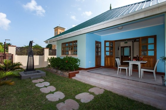 Seychelles - La Digue - Le Relax Self Catering Apartment