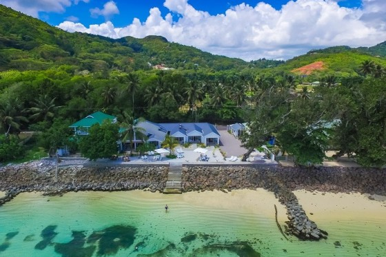 Seychelles - La Digue - Le Nautique Luxury Watefront Hotel