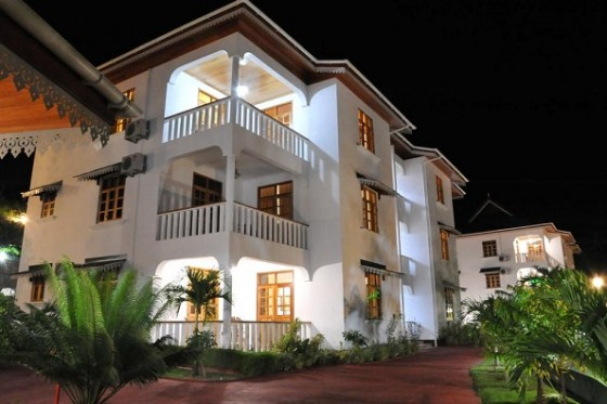 Seychelles - Mahe - Le Fontaine Holiday Apartment