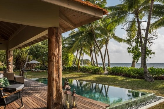 Four Season Resort Seychelles at Desroches Island