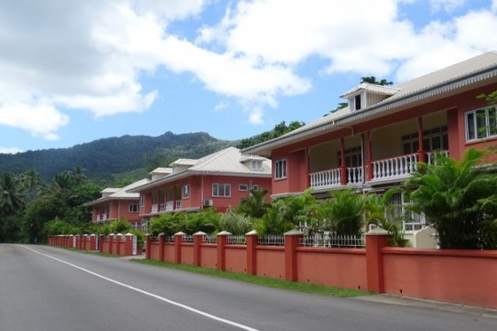 Seychelles - Mahé - Reef Holiday Apartments